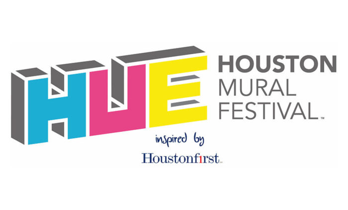 HUE Mural Festival, Inspired by Houston First